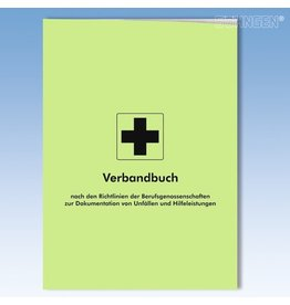 SÖHNGEN Verbandbuch, A4