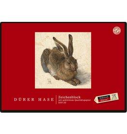 Edition Dürer Zeichenblock, blanko, A5, 100 g/m², weiß, 18 Blatt