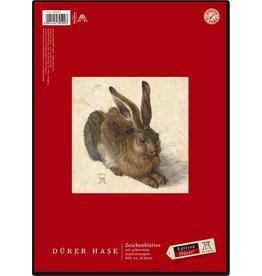 Edition Dürer Zeichenpapier, A4, 130 g/m², 20 Blatt