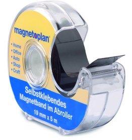 magnetoplan Magnetband, selbstklebend, 19 mm x 5 m