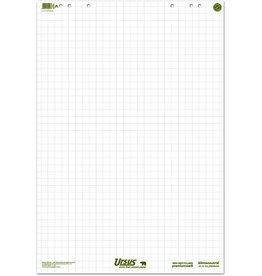 Ursus Flipchart, 80g/m² kariert, 68 x 99 cm