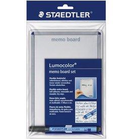 STAEDTLER Schreibtafel Lumocolor® memo board, A5, nicht magnetisch, 14,8 x 21 cm