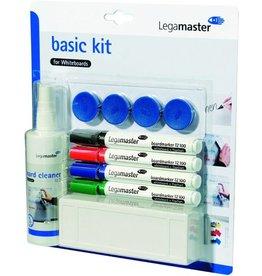 Legamaster Schreibtafelzubehörset Basic Kit, für Whiteboards