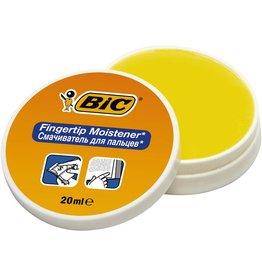 BIC Fingeranfeuchter, Dose, rund