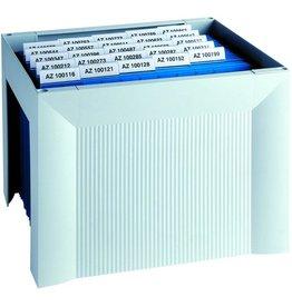 HAN Hängebox KARAT, leer, A4, 36x32x26,4cm, für: 35 Hängemappen, lichtgrau