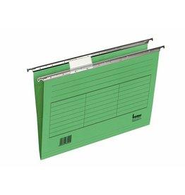 bene Hängemappe, 230 g/m², A4, grün