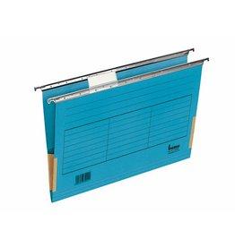 bene Hängemappe, Vetro Mobil, Karton, 230 g/m², A4, blau