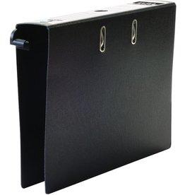 ELBA Hängeordner rado, Hartpappe (RC), A4, 50mm, schwarz