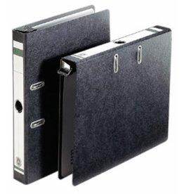 LEITZ Hängeordner, Hartpappe (RC), SK-Rückenschild, A4, 50 mm, schwarz