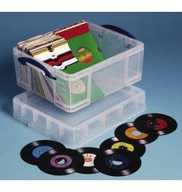 Really Useful Box Aufbewahrungsbox, PP, 18 l, 48 x 39 x 20 cm, farblos, tr