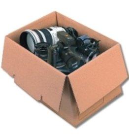 Pressel Aufbewahrungsbox Trans-Box, Wellpappe, 60 x 40 x 39 cm, braun