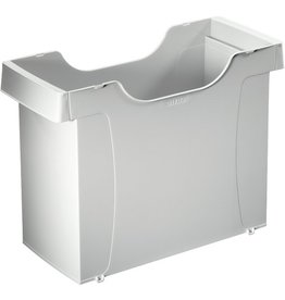 LEITZ Hängebox Uni-Box Plus, PS, leer, A4, 40x17x27,5cm, grau