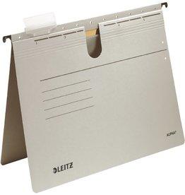 LEITZ Hängehefter ALPHA®, Karton, 250g/m², kfm. Heft., A4, gr
