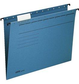 LEITZ Hängemappe ALPHA®, Karton, 225g/m², A4, blau