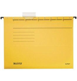 LEITZ Hängemappe ALPHA®, Karton, 225g/m², A4, gelb