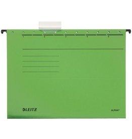 LEITZ Hängemappe ALPHA®, Karton, 225g/m², A4, grün