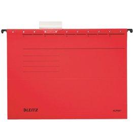 LEITZ Hängemappe ALPHA®, Karton, 225g/m², A4, ro