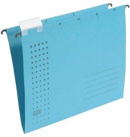 ELBA Hängemappe chic, Karton (RC), 230g/m², A4, blau