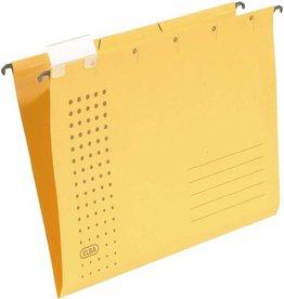 ELBA Hängemappe chic, Karton (RC), 230g/m², A4, gelb