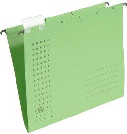 ELBA Hängemappe chic, Karton (RC), 230g/m², A4, grün