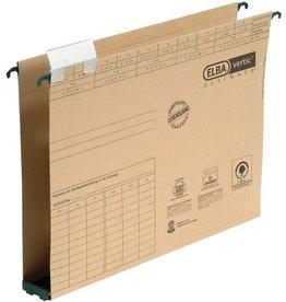ELBA Hängesammler vertic® ULTIMATE®, m.Reiter, A4, Boden: Kst., 4cm, br