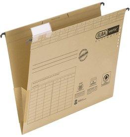 ELBA Hängetasche vertic® ULTIMATE®, Kart.(RC), 240g/m², seitl. Frösche, A4