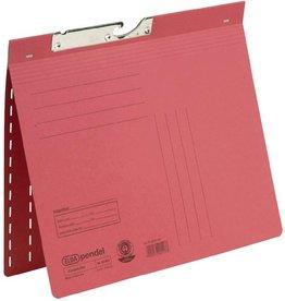 ELBA Pendelhefter, 320 g/m², kaufmännische Heftung, A4, rot