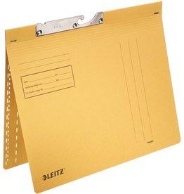 LEITZ Pendelhefter, Manila(RC), 250 g/m², Amtsheft., A4, gelb