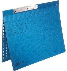 LEITZ Pendelhefter, Manila(RC), 250 g/m², kfm. Heft., A4, blau