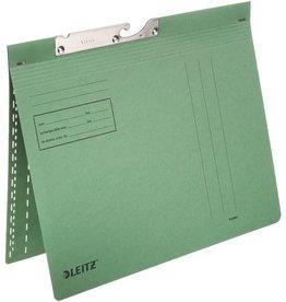 LEITZ Pendelhefter, Manila(RC), 250 g/m², kfm. Heft., A4, grün