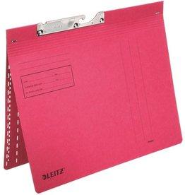 LEITZ Pendelhefter, Manila(RC), 250 g/m², kfm. Heft., A4, rot