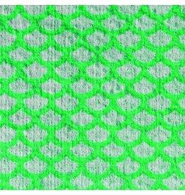 WYPALL* Wischtuch X50, HYDROKNIT®, Interfold, 25x42cm, grün