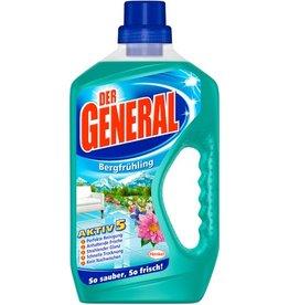 DER GENERAL Allzweckreiniger, flüssig, Flasche, Bergfrühling