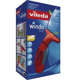 vileda Fenstersauger Windomatic, B: 12 cm, rot