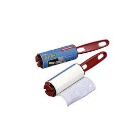BÜRSTENMANN Fusselroller, Länge 10 cm, mit Kunststoffgriff, 12 Blatt