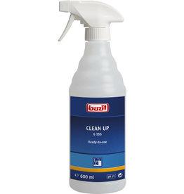 buzil Reiniger Clean up, flüssig, Sprühflasche