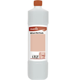 TASKI Sanitärreiniger, Sani Net fresh, flüssig, Flasche, Citrus, farblos