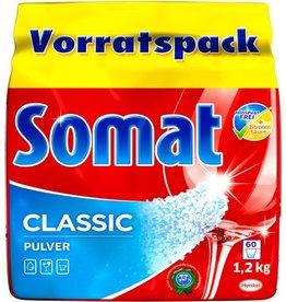 Somat Spülmaschinengeschirrreiniger CLASSIC, Pulver, Packung