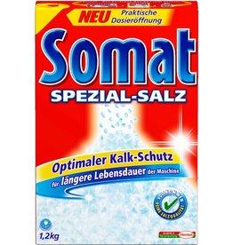 Somat Spülmaschinenregeneriersalz, grobkörnig, Kart.