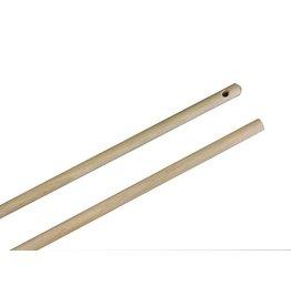 BÜRSTENMANN Stiel, FSC, Holz, mit Aufhängeloch, L: 140 cm, natur
