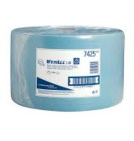 WYPALL* Wischtuch L30 Ultra+, 3lagig, auf Rolle, 23,5 x 38 cm, blau