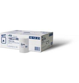 TORK Wischtuch, 420 Mini, Tissue, 2lg., Rolle, 11x214Tü., 21,5x35cm, weiß