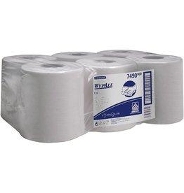 WYPALL* Wischtuch, L10, Airflex®, 1lg., Rolle, 6x630Tü., 18,5x38cm, weiß