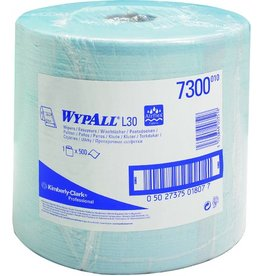 WYPALL* Wischtuch, L20Extra+, Airflex®, 2lg., Großrolle, 500Tü., 23,5x38cm