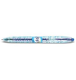 PILOT Gelschreiber BEGREEN B2P, Druckmechanik, 0,4 mm, Schreibf.: blau