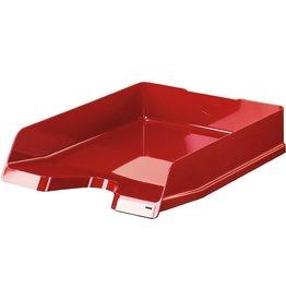 HAN Briefkorb VIVA, PS, C4, 252 x 340 x 65 mm, rot, hochglänzend