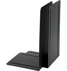 ALCO Buchstütze, Metall, 130x140x240mm, schwarz
