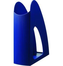 HAN Stehsammler TWIN, PS, C4, 76 x 239 x 256 mm, blau