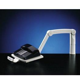 Hansa Telefonschwenkarm TSA, Platte: 18,5 x 26 cm, Tragf.: 3 kg, lichtgrau