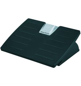 Fellowes Fußstütze Office Suites™ Microban®, Trittfläche: 45,5 x 34 cm, schwarz